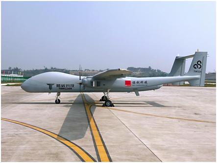 批产双尾蝎成功首飞,商用无人机应用步入快车道