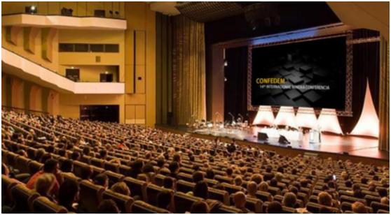 第14届国际黄金矿业大会 欧润币受到与会人士关注
