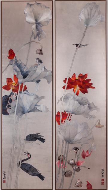 「莲花静合」将首次参加ART•BAY湾区藏珍2019展、销、拍(香港站)