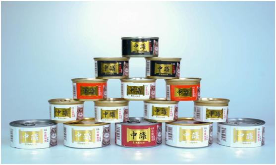 """品牌故事:中罐""""鱼大王""""——为国产猫粮正名"""
