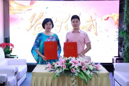 上海蜂妮医药科技有限公司牵手上海交通大学签署联合研究技术开发协议