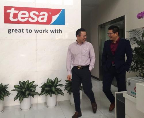 tesa德莎膠帶建筑行業經銷商招募 助推行業發展