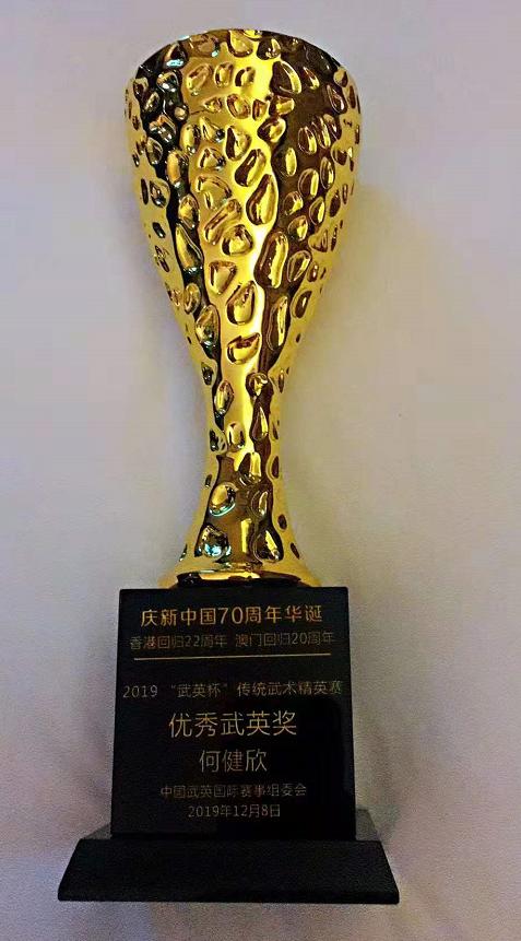 """世界级品牌""""武英""""赛、论剑珠海2019年""""武英杯""""传统武术精英赛成功举办"""