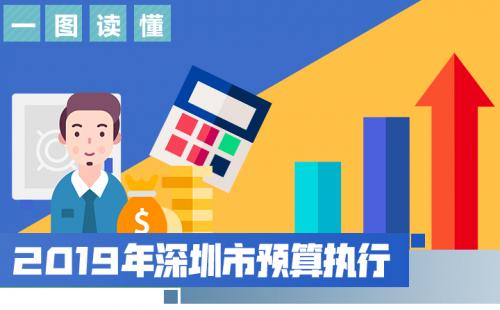 动画解读|2019年深圳市预算执行