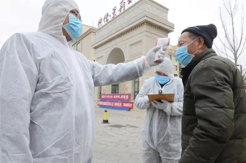 【疫情在前我们不退】致敬坚守一线的潍坊恒信物业人