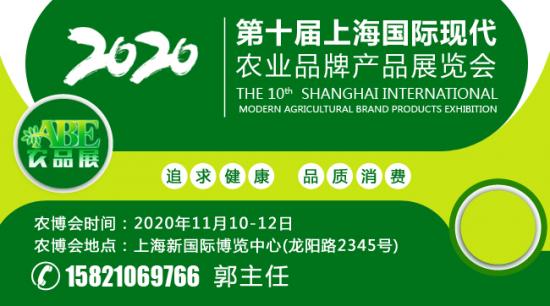 农博会上海农博会第十届上海国际现代农业品牌展