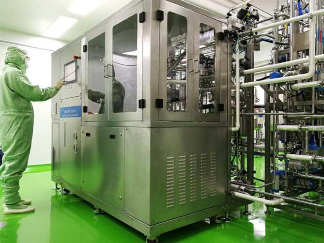 无菌生产型微射流均质机在高端纳米靶向复杂注射剂的应用