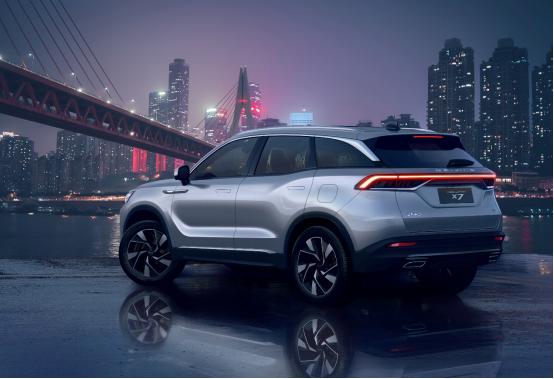 "BEIJING-X7的""大都致美"":美,已成为可见的竞争力"