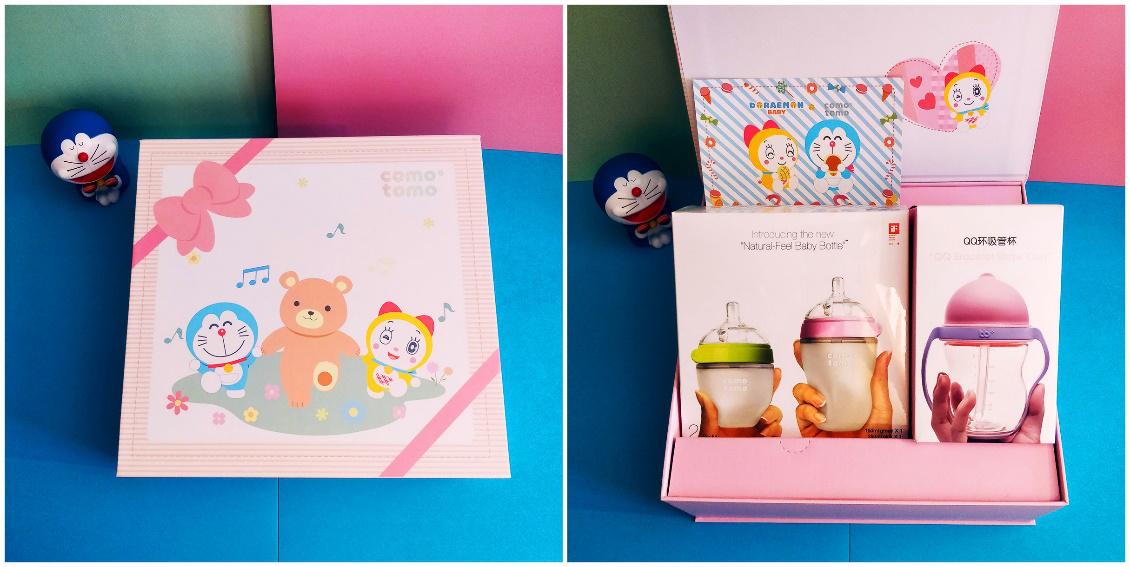 可么多么推出哆啦A梦定制款礼盒,粉丝不能错过的带娃神器