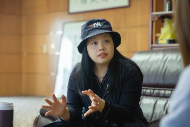王惠:创业就是一次又一次自我感召和生命的升华!