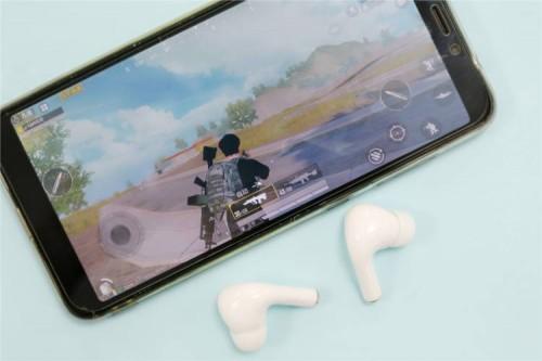 降噪真无线蓝牙耳机测评,时尚低延迟游戏最佳伴侣!