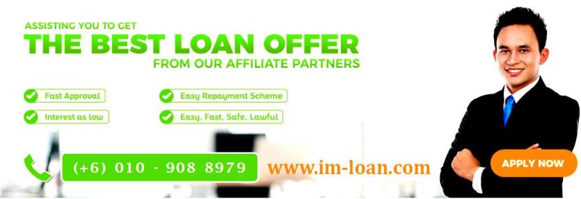 I'M LOAN GROUP 推出: 中小企业贷款、个人贷款、个人理财