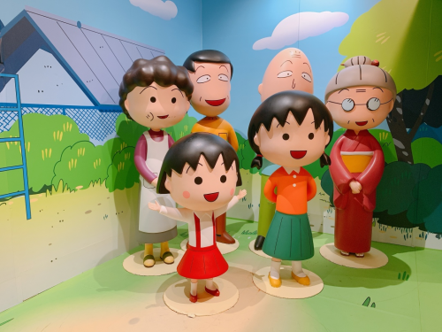 维也纳酒店X樱桃小丸子动画30周年特展邀你重拾童趣