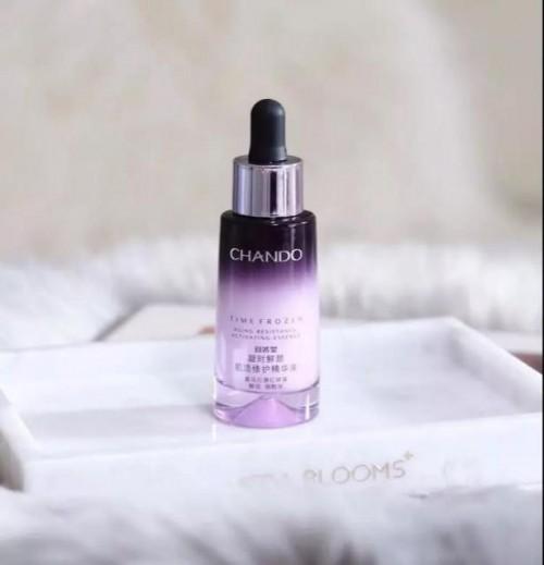 科技美妆国货新潮,自然堂小紫瓶引全网强势种草