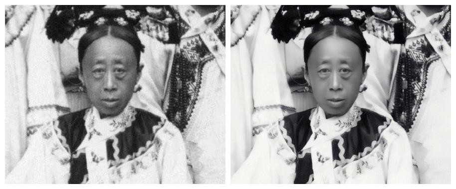 侠客不下课,关于老照片修复翻新和黑白相片上色的那些事情