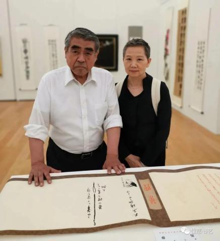 """""""马静古长卷·经""""系列艺术展即将隆重开幕"""