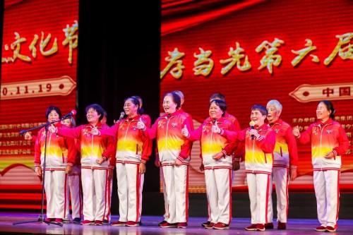 先集团孝道文化节,让传统美德流传!