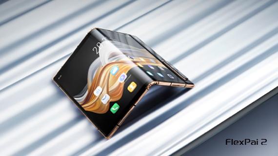 柔宇科技尝试成功,9988元的FlexPai 2折叠屏手机大受欢迎