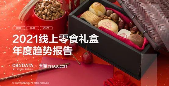 吃零食玩皮影、巧克力变低卡,今年春节最流行的年货礼盒长这样丨CBNData报告