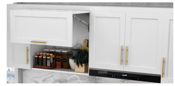 小户型怎样打造大厨房?看看它就知道了!