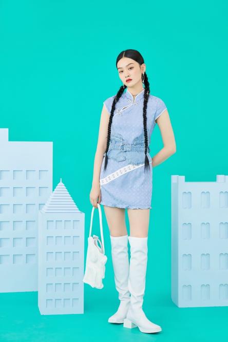 向阳而生, idooer 2021夏季新品甜酷上市!