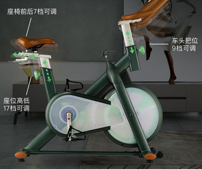 动感单车什么牌子好,莫比动感单车深得用户青睐
