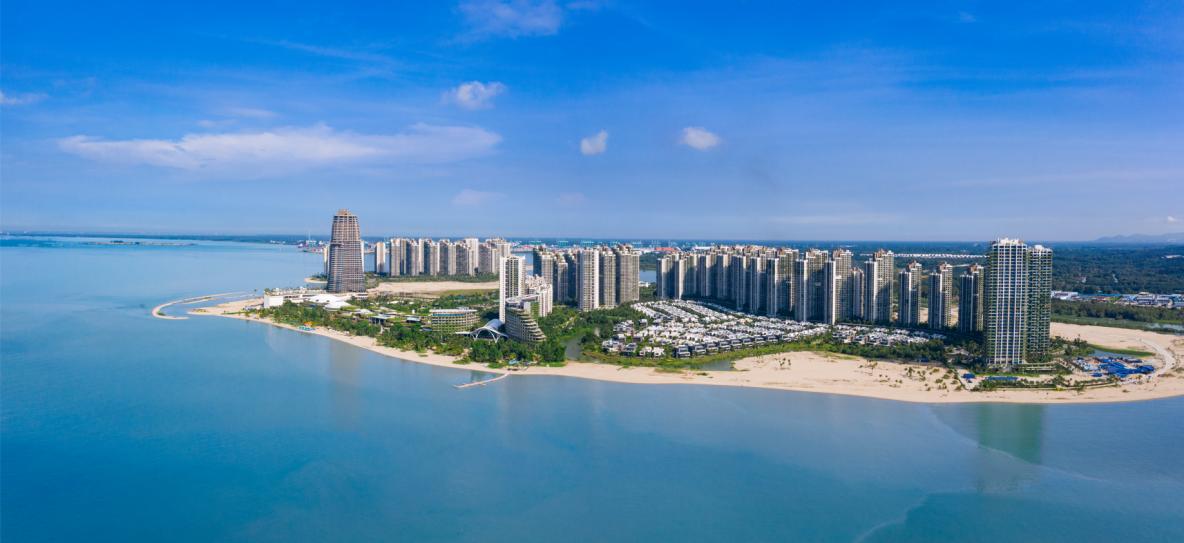 碧桂园森林城市绿色城市建设获认可,获Construction21国际奖入围奖